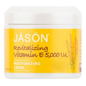 Krém pleťový vitamin E 113 g JASON