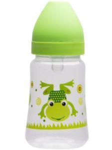 Láhev s širokým hrdlem Akuku 250 ml zelená