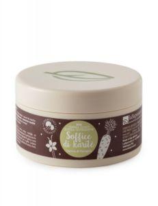 laSaponaria Výživný tělový krém s mrkví a vanilkou BIO (180 ml)