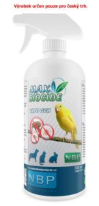 Max Biocid Bird Vapo Gun 500ml antipar.spray-!CZ!-13434