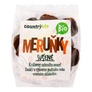 Meruňky sušené 100g BIO COUNTRYLIFE