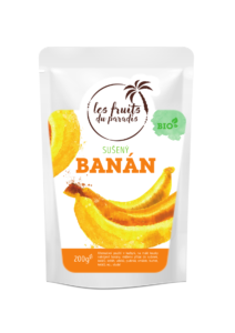 Mini banán sušený Bio 200gr