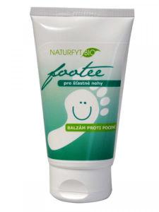 Naturfyt Footee na nohy proti pocení 120 ml