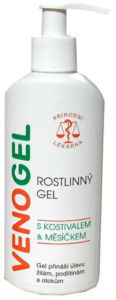 Naturfyt Venogel masážní gel 200 ml
