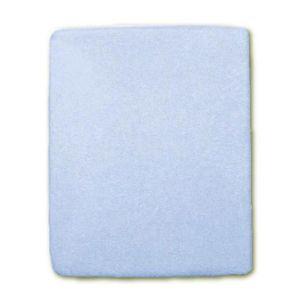 Nepromokavé prostěradlo New Baby 120×60 modré