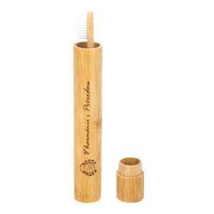 Obal na zubní kartáček bambusový CURANATURA