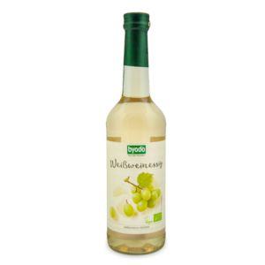 Ocet z bílého vína – 6% kyselost BIO 500 ml Byodo