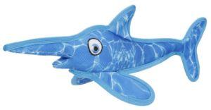 Odolná plovací hračka-Mečoun 21x51cm-14083