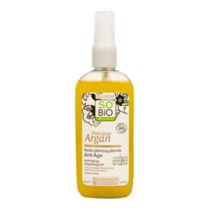 Olej odličovací 150 ml anti-age Precieux argan BIO SO'BIO étic