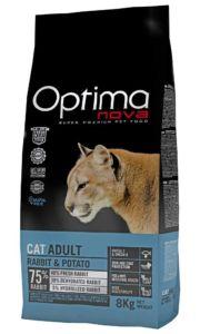 OPTIMAnova CAT RABBIT GRAIN FREE 8kg-11730