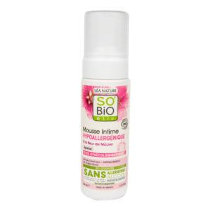 Pěna mycí pro intimní hygienu hypoalergenní 150 ml BIO SO'BIO étic