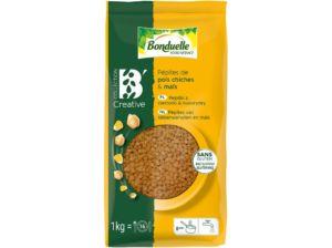 Pepitky z cizrny a kukuřice 1kg Bonduelle