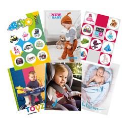 Propagační materiály Mix katalogů 2020 balení – 6×25 ks