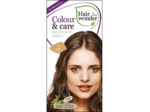 Přírodní dlouhotrvající barva Tmavá blond 6 100ml Hair Wonder