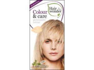 Přírodní dlouhotrvající barva Velmi světlá blond 9 100ml Hair Wonder