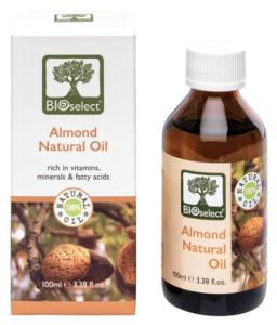 Přírodní mandlový olej 100ml BIOselect®