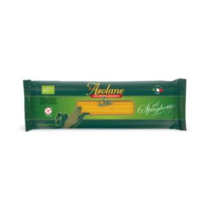 Špagety kukuřičné 250 g BIO LE ASOLANE