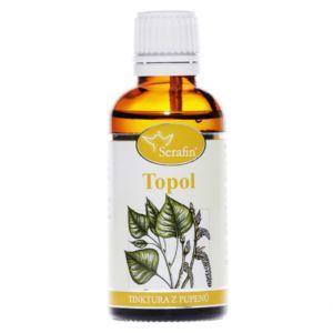 Topol – tinktura z pupenů 50ml Serafín