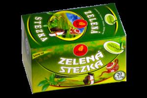 Zelená stezka 40g(20×2,0g) Zelený čaj