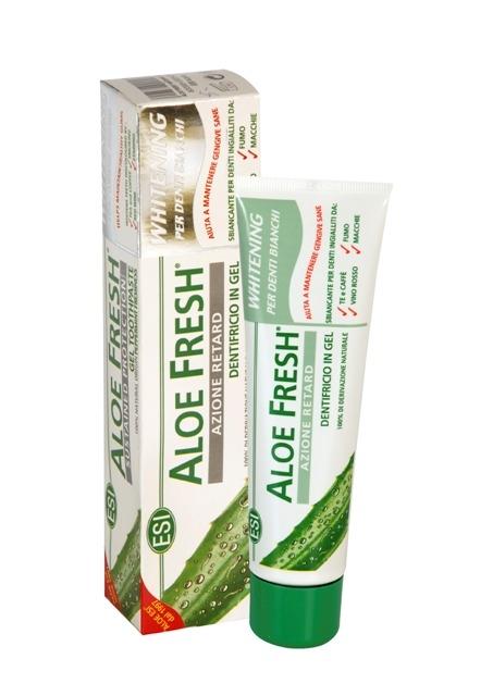 Zubní pasta WHITENING gel+ kartáček – 100 ml ESI