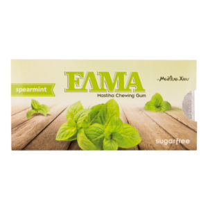 Žvýkačka s mastichou a příchutí máty 13 g ELMA