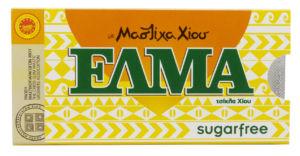 Žvýkačky s mastichou bez cukru 13gr ELMA