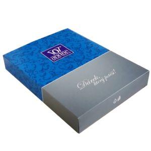 Dárková krabička Andrie modrá