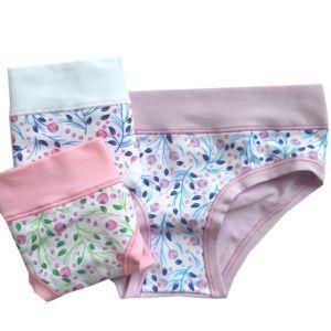 Emy Bimba 2043 8-128 3ks dívčí kalhotky