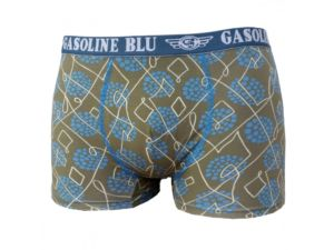 Gasoline Blu 2383 pánské boxerky pánské