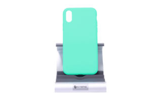 Ochranný kryt pro iPhone X/Xs – Azurová