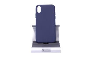 Ochranný kryt pro iPhone X/Xs – Tmavě modrý