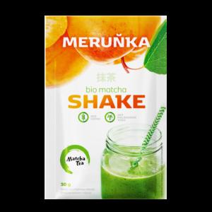 Bio Matcha Shake meruňkový 30 g
