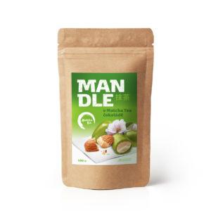 Matcha Mandle 100 g