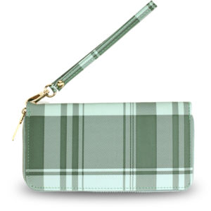 Peňaženka EMERALD – zelená