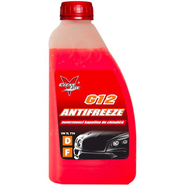 Antifreeze G12, koncentrát 1l