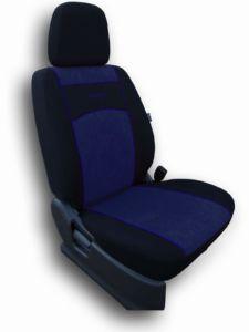 Autopotahy Argo Alcantara modré