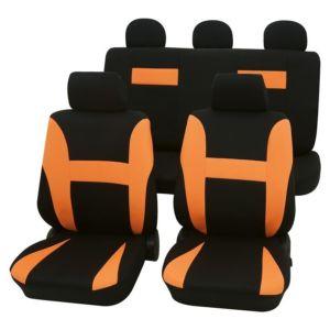 Autopotahy NEON oranžové