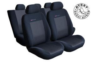 Autopotahy Nissan Micra III K12, 3/5 dveř, od r. 2002-2010, černé