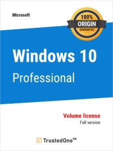 Windows 10 Professional Full version