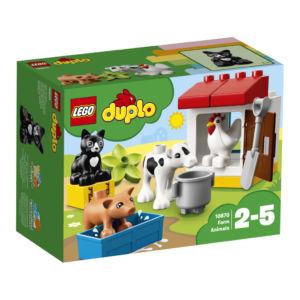 LEGO 10870 Duplo Zvířátka z farmy