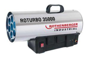 Rothenberger – teplogenerátor ROTURBO 35000, 34kW, motor IP44