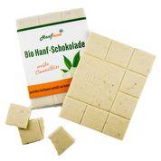 Konopná čokoláda bílá bio