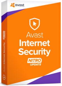 Antivirový Antivirová ochrana Avast Internet Security, pro 1 zařízení s platností 1 rok, krabicová verze