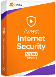 Antivirová ochrana Avast Internet Security, pro 1 zařízení, s platností 2 roky, krabicová verze