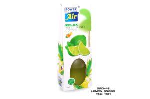 RELAX REED diffuser 85ml – Lemon grass