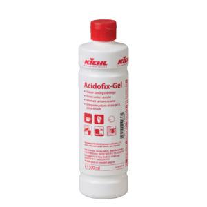 Acidofix-gel, na vodní kámen u WC a sprch