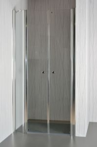 ARTTEC SALOON clear (91-96 * 185 cm) – Sprchové dveře do niky