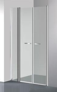 COMFORT C19 – Sprchové dveře do niky grape – 127 – 132 x 195 cm