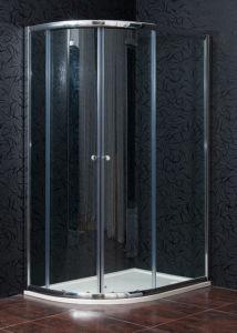 KLASIK 80×100 P chinchila NEW a vanička STONE 1080R P – Sprchový set