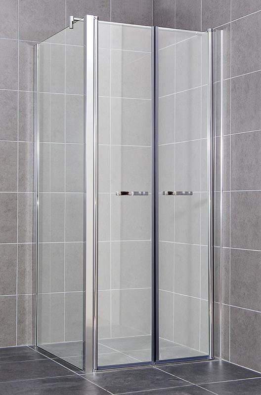 ARTTEC COMFORT A22 – Sprchový kout clear – 101 – 106 x 86,5 – 89 x 195 cm